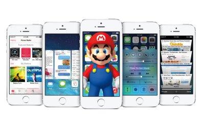 5 iphone mario