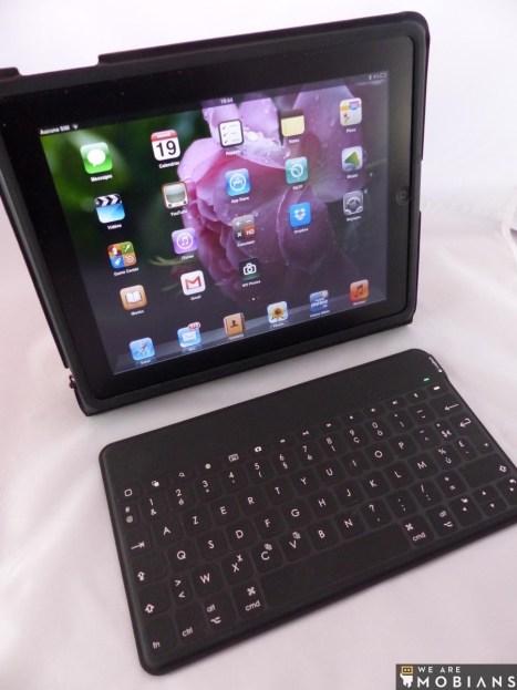 Même avec le 1er iPad !