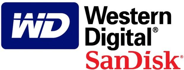 WD-Western-Digital-Sandisk