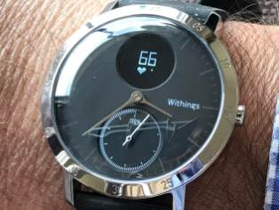 Withings_SteelHR_pouls
