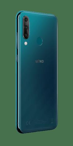 Wiko_MWC2019_View-3-Pro_Ocean_3Quart-Back_HD