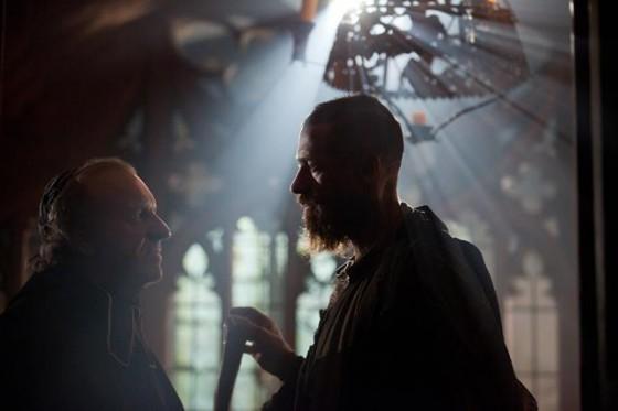 Les Miserables movie Les Miz Colm Wilkinson Hugh Jackman the Bishop
