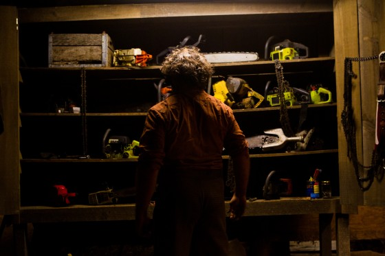 TEXAS CHAINSAW 3D New Leatherface Image We Are Movie Geeks