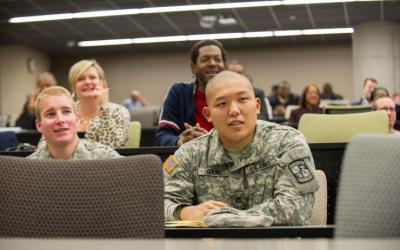 OSD Launches First Phase of Chapter Leadership & Communications Training with TrainOurTroops Partnership
