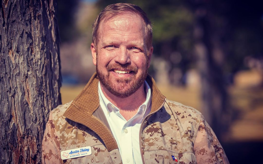 Austin Talley, OSD's Chief Development Officer, On A Mission To Help Veterans