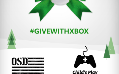 Xbox Shares the Joy of Gaming this Holiday Season with the #GiveWithXbox Campaign