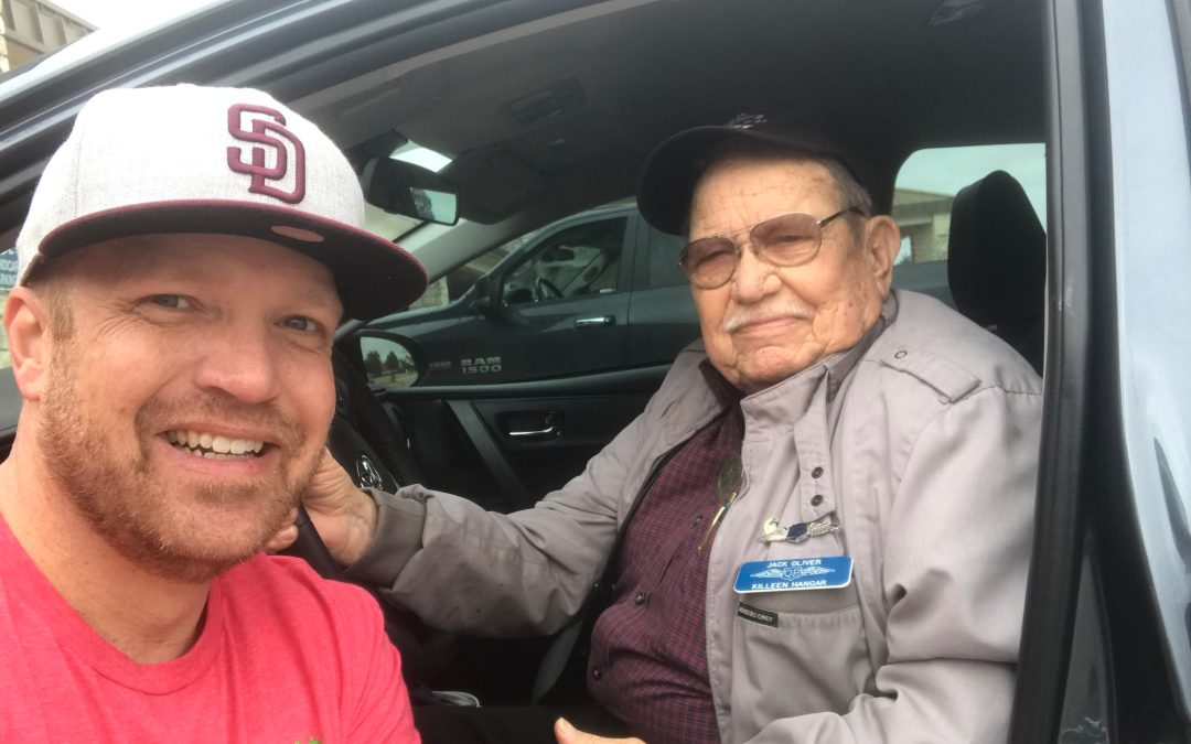 Chance Encounter Leads to Connection with Decorated World War II Veteran