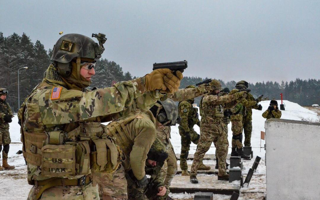OSD Supply Drop Helps 278th Armored Cavalry Regiment Improve MWR
