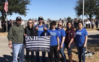 Maxine Ababa Takes Over as OSD San Antonio Chapter Leader