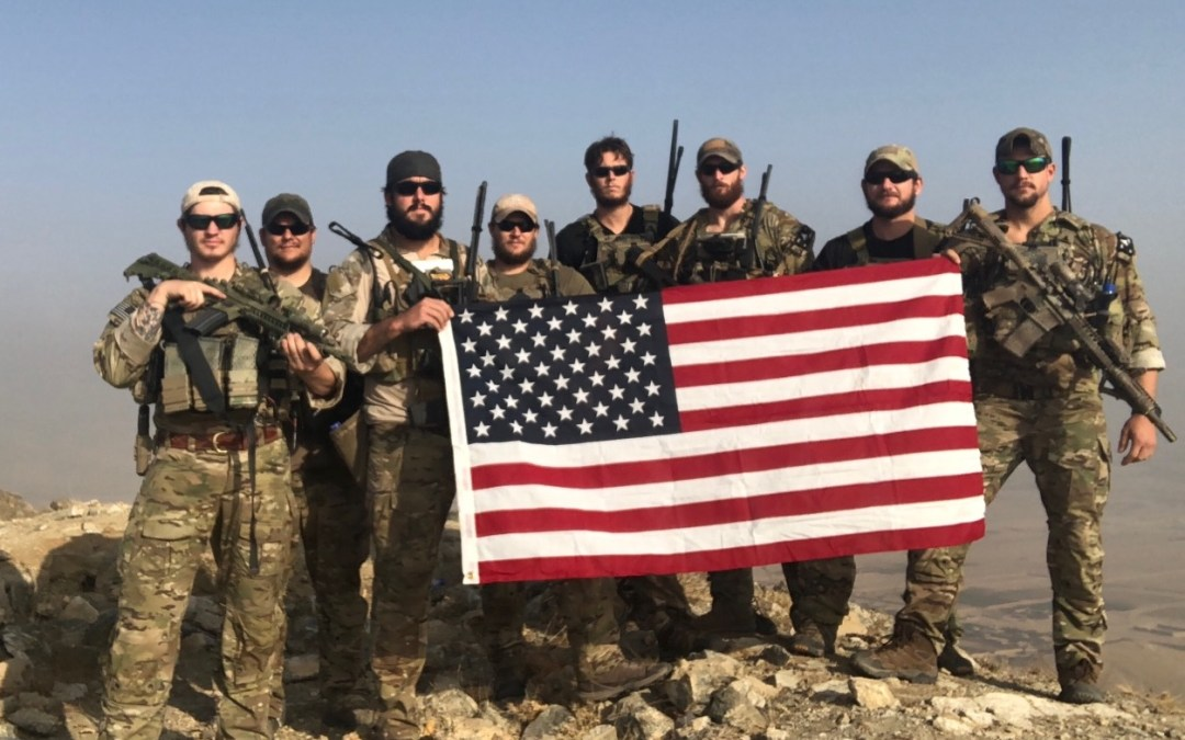 7th Special Forces Group from Eglin Air Force Base Gets Morale Boost Via OSD Supply Drop
