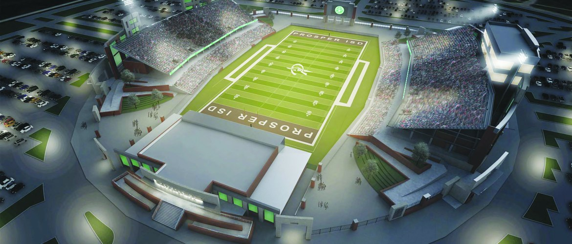 New stadium and natatorium projects previewed at PISD Board meeting