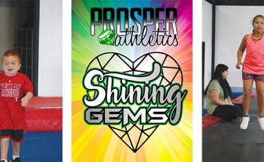 Shining Gems Shines Light on Special Athletes