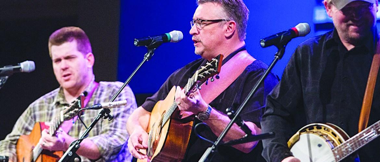 Kenny Thacker – Faith, Family, and Bluegrass music
