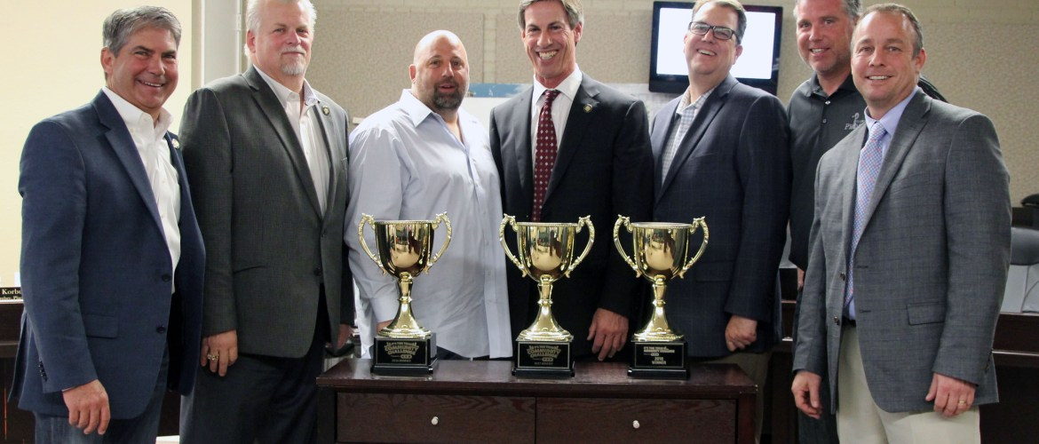 Prosper Wins Three-Peat in Statewide Fitness Challenge