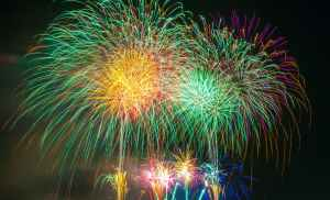 Fireworks-related Emergencies Not on Firefighters' List