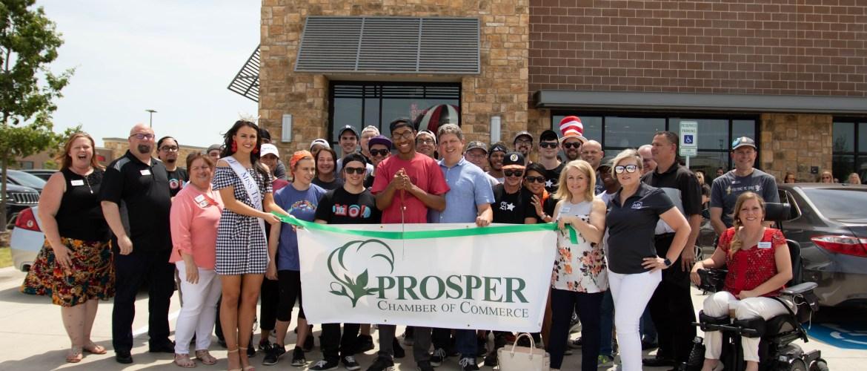 Mod Pizza Opens in Prosper!
