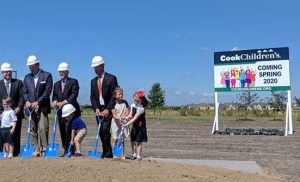 Cook Children's Hospital Breaks Ground In Prosper, Texas