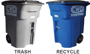 New Trash Collection Service Set to Start New Week
