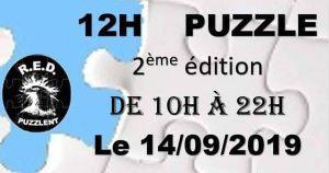 Concours 12h Puzzle - Fléron (Be) @ Ecole Sainte Julienne | Fléron | Wallonie | Belgique