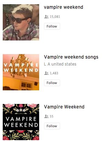 vamp weekend screen grab