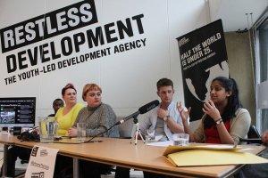 Mita Desai, Chair of the British Youth Council.