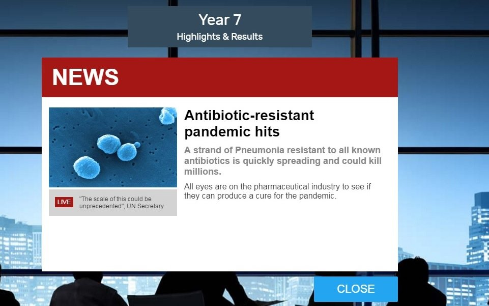'Pandemic' you say? How bad can it be, really?