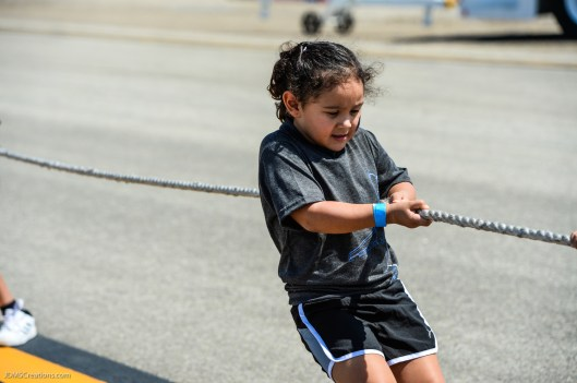 2017 LETR Special Olympics Southern California Plane Pull - Long Beach Airport - Aug. 19, 2017 - Kids Pull