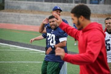Juan Aleman Rams Camp STORY