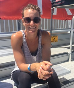 STORY SIZED Swimming Coach Stephanie Wise 29years old - San Luis Obispo