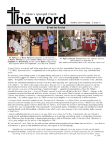 Page 1 of October 2019 Issue