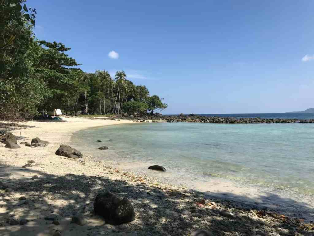 Snorkeling at Rubiah Island - one of the best things to do in Pulau Weh