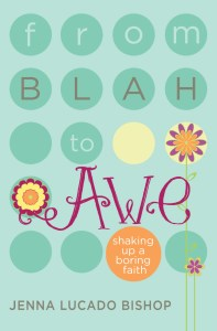 From Blah to Awe {Book Set Giveaway}