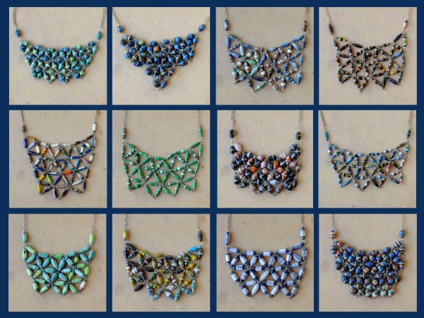 Necklace Grid