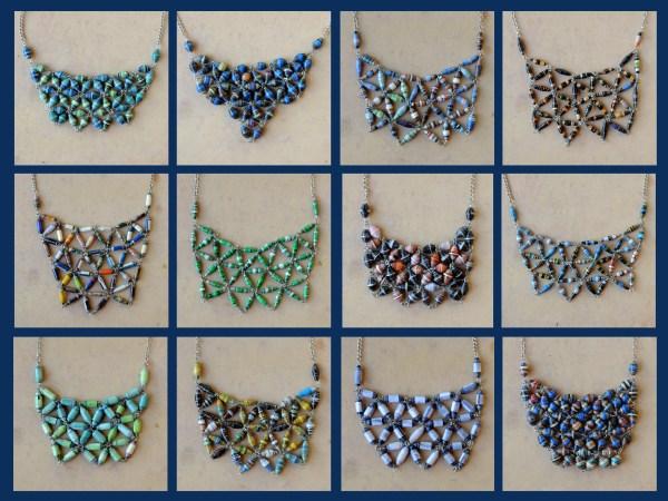 Necklace Grid