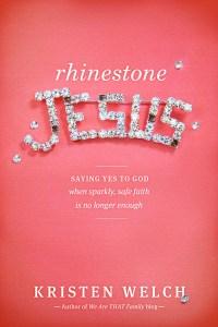 Rhinestone Jesus