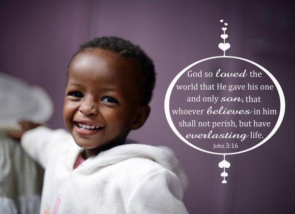 Baby Maureen is a @mercyhousekenya miracle baby #spreadthelove