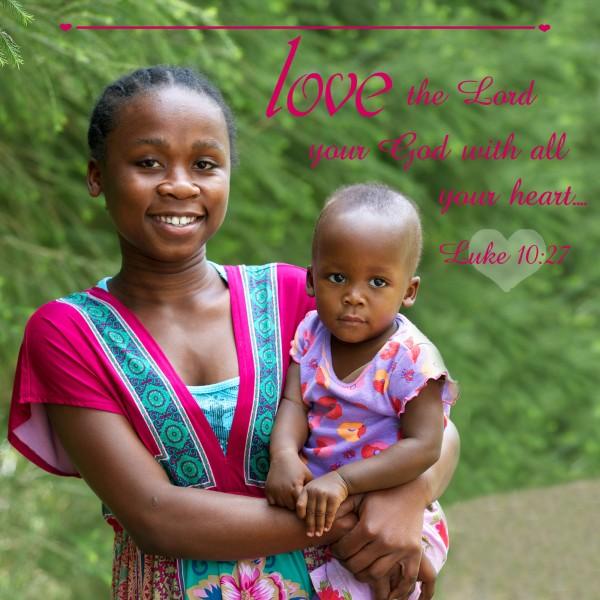 Meet Edith. Tell her story @mercyhousekenya #spreadthelove