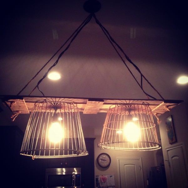 Changing Light Fixture