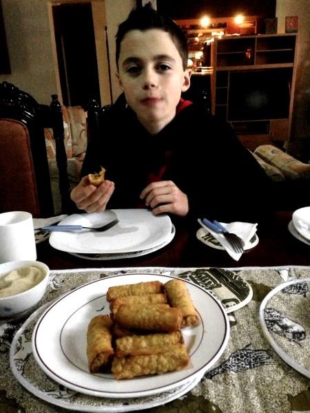 kenya breakfast