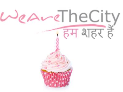 WeAreTheCity- India Birthday