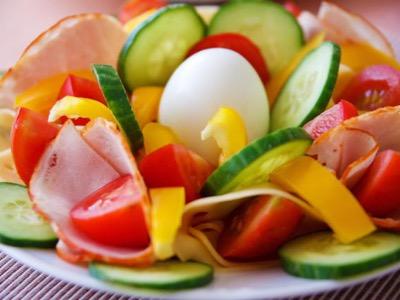Hemp Seed Salad