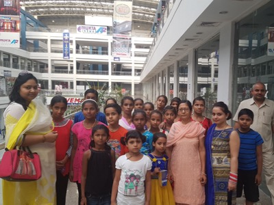 Giving Back- Malini Lalit Bansal | Founder Chairperson of Aasmaa Foundation 3