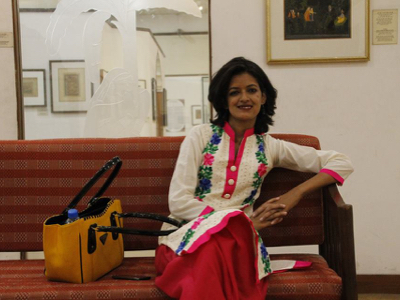 Inspirational Woman- Paromita Bardoloi | Writer, Theatre Activist