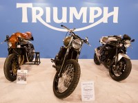 Triumph Motorcycles - Via Shutterstock