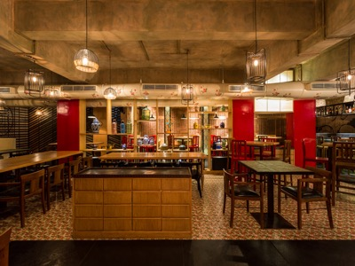 Asian Gastro Pub
