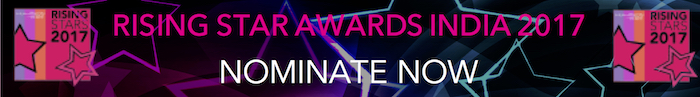 Rising Stars India- nominate now