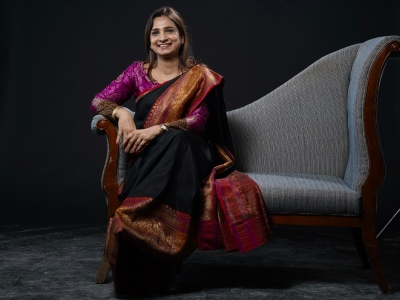 Rupal Dalal Executive Director JD Institute of Fashion Technology featured
