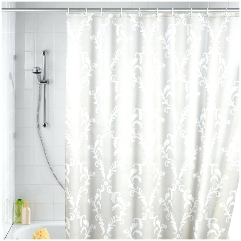cloth shower curtains that don t need liners State Terry Cloth Shower Curtain Shower Curtains Shower Curtain  cloth shower curtains that don t need liners
