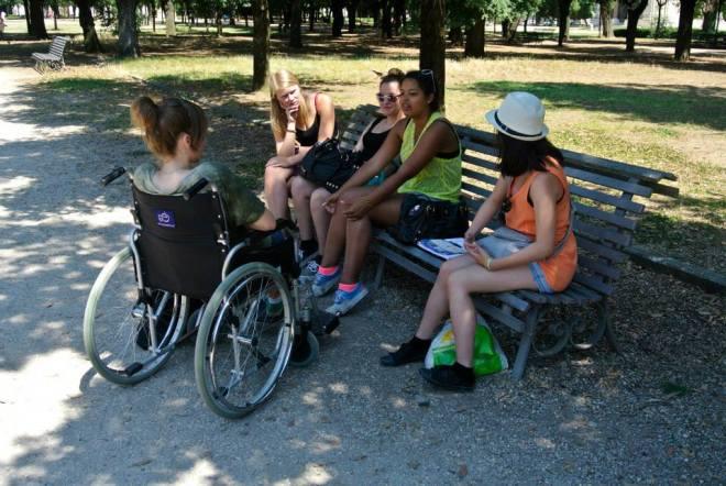 reizen met een handicap