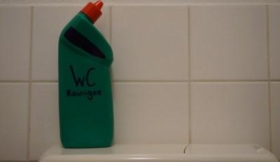 Mijn zelfgemaakte wc-reiniger